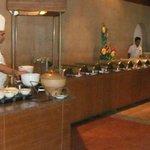 Dining area - restaurant b