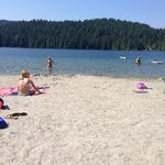 White Pine Beach (Sasamat Lake)