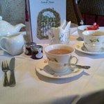 Afternoon tea......