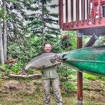 ...always big Salmon @ River's Edge
