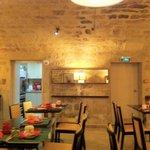 underground dining room