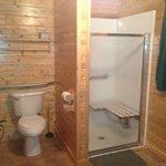 Bathroom - Medium Cabin