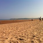 Lunan Bay 19th July 2013 - who needs to go abroad with a beach like this?