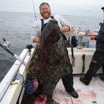 our biggest halibut