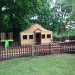 Our new play area