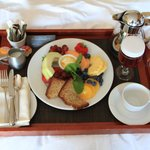 Room Service Brkfst - Fruit plate