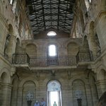 Mid restoration inside