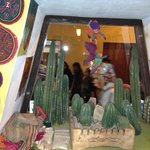 art and food for the heart at Ayahuasca Cafe