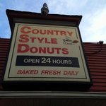 24 hour donuts, oh yeah