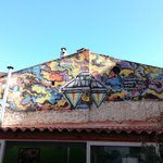 decoración, arriba del desayunador, terraza amplia