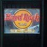 Stopped by the Hard Rock.