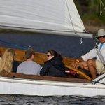 Evening sail..