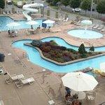 pool area nice