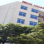 helde apartment hotel exterior