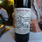 Sensational wine made in the village