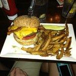 Firecracker Burger