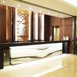 飯店櫃檯 Hotel Reception