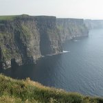 Cliffs of Moher - not far away
