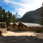 The CERVO Mobil & the Matterhorn