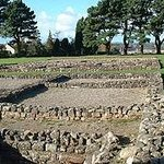 Segontium Roman Fort, Caernarfon