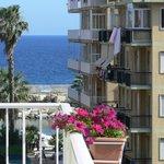 View from Hotel Bergamo