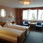 Hotel Appenzell - Our Room