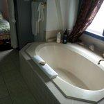 nice big bath