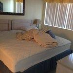 unit 128 master bedroom