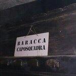 la baracca del capo squadra della miniera Paola