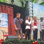 Holiday concert in the Atrium