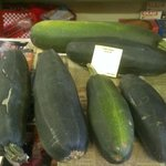 Zucchini for free