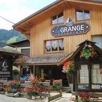 La Grange in July
