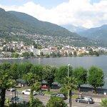 View: lake