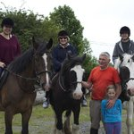Great riding experience for all at Drumcliffe Equestrian