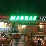 Madras Restaurant, Olu Deniz (Owned by Joseph) One of the best Indian meals I've ever had, home