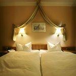 Komfortable Gästezimmer, modern, stilvoll und individuell eingerichtet.