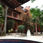 Manglar pool and villas