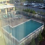 pool, hot tub