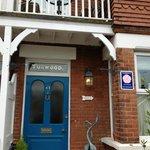 Torwood House - Eingang