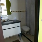 Bathroom with counter space