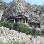 Kral Kaya Tombs