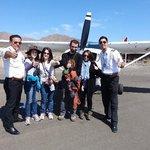 Vuelo por líneas de Nazca, inolvidable