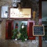 Photo of La lampara