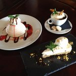 Puddings made in Gowdys