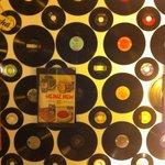 My favorite, vinyl decor