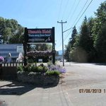 Riverside Motel, Port Alberni, BC