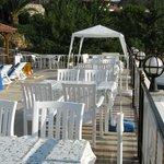 Pool/Dining Area