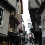 Another of the Shambles, worth a visit