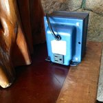 Voltage transformer/converter provided.  Thanks!