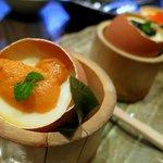 3 Taste Chawan Mushi (Uni)